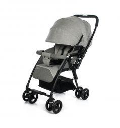 Прогулочная коляска Jetem Neo Plus, цвет: grey