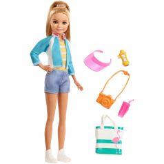 Кукла Barbie Путешествия Стейси