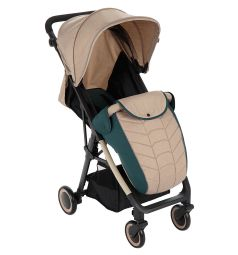 Прогулочная коляска Corol L-7, цвет: бежевый