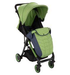 Прогулочная коляска Corol L-7, цвет: салатовый