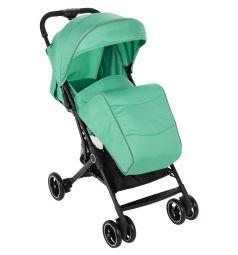 Прогулочная коляска Corol L-3, цвет: зеленый