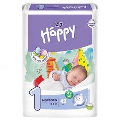 Подгузники Bella Baby Happy Newborn 1 (2-5 кг) 1 шт.