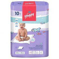 Пеленки Bella детские Baby Happy 60х60 см, 10 шт