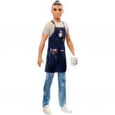 Кукла Barbie Кем быть? Бариста