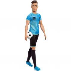Кукла Barbie Кем быть? Футболист