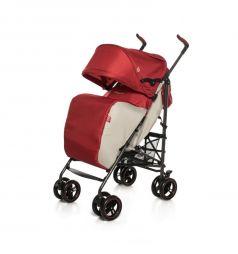 Коляска-трость BabyCare CityStyle, цвет: красный