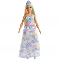Кукла Barbie Dreamtopia Принцесса со светлыми волосами