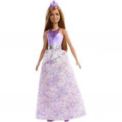 Кукла Barbie Dreamtopia Принцесса с русыми волосами