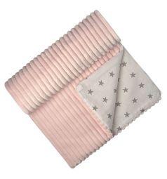 Плед Funecotex Мечта 92 х 92 см, цвет: розовый