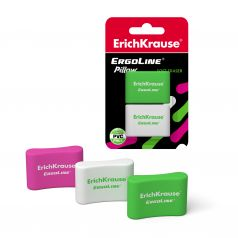 Ластик Термопластичная резина Erich Krause ErgoLine® Pillow