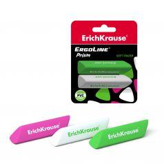 Ластик Термопластичная резина Erich Krause ErgoLine® Prism