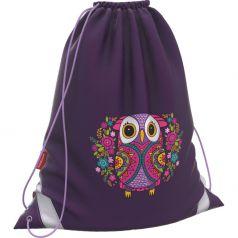 Мешок для обуви Erich Krause Flower Owl