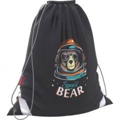 Мешок для обуви Erich Krause Space Bear