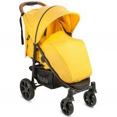 Прогулочная коляска Nuovita Corso, цвет: giallo nero