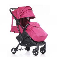 Прогулочная коляска Nuovita Fiato, цвет: bordo nero