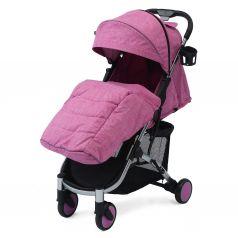 Прогулочная коляска Nuovita Snello, цвет: lilla