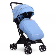 Прогулочная коляска Nuovita Vero, цвет: marino