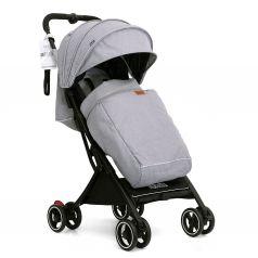 Прогулочная коляска Nuovita Vero, цвет: grigio