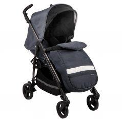 Прогулочная коляска Peg-Perego Si Completo с шасси Dark Grey, цвет: luxe mirage