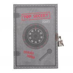 Личный дневник с замочком Tiger Tribe Совершенно секретно