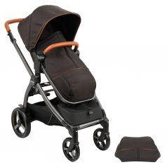 Прогулочная коляска Peg-Perego Ypsi, цвет: ebony