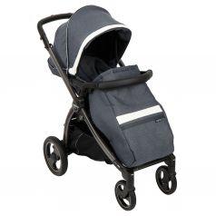 Прогулочная коляска Peg-Perego Book Plus S Pop Up с шасси Book Titania, цвет: luxe mirage