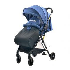 Прогулочная коляска Everflo Spring Е-555, цвет: jeans