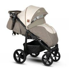 Прогулочная коляска Camarelo, цвет: светло-бежевый/бежевый