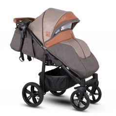 Прогулочная коляска Camarelo, цвет: карамельный/коричневый