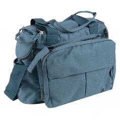 Сумка для коляски Inglesina Dual Bag, цвет: artic blue