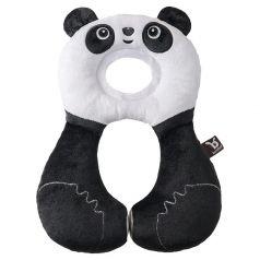 Подушка для путешествий BenBat Панда, цвет: черный/белый