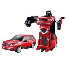 Машина на радиоуправлении Пламенный мотор Космобот Сириус 13 см красный