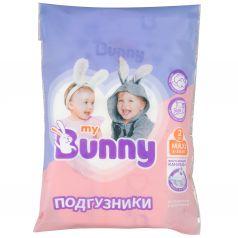 Подгузники My Bunny с канальцами Maxi (8-14 кг) 2 шт.