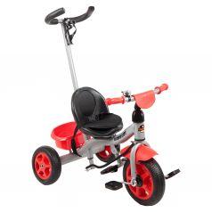 Трехколесный велосипед Leader Kids K204, цвет: красный
