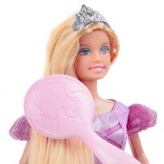 Кукла Defa С гардеробом в сиреневом платье 28 см