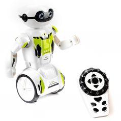 Робот на радиоуправлении Silverlit Макробот зеленый 21 см