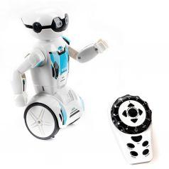 Робот на радиоуправлении Silverlit Макробот синий 21 см