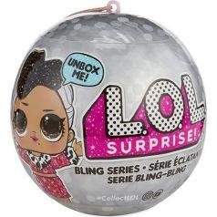 Кукла-сюрприз LOL Surprise Блестящая 8 см
