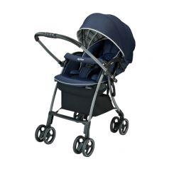 Прогулочная коляска Aprica Luxuna cushion, цвет: синий