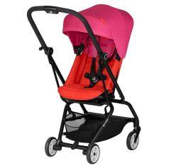 Прогулочная коляска Cybex Eezy S Twist, цвет: fancy pink