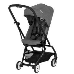 Прогулочная коляска Cybex Eezy S Twist, цвет: manhattan grey