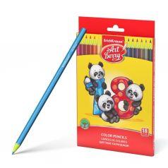 Цветные карандаши ArtBerry шестигранные