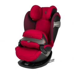 Автокресло Cybex Pallas S-Fix FE Ferrari, цвет: racing red