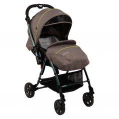 Прогулочная коляска Capella S-230, цвет: графит