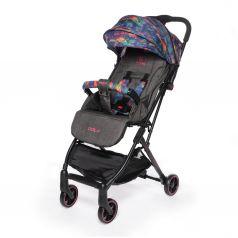 Прогулочная коляска BabyCare Daily, цвет: тропическая ночь