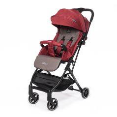 Прогулочная коляска BabyCare Daily, цвет: красный