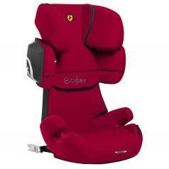 Автокресло Cybex Solution X2-Fix FE Ferrari, цвет: racing red