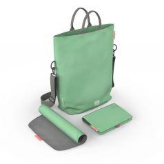 Сумка для мамы Greentom Diaper Bag, цвет: ментол