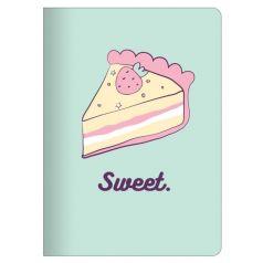 Тетрадь А5 48 листовл клетка Be Smart общая Sweet