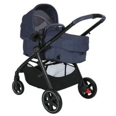 Прогулочная коляска Bebe confort Zelia, цвет: nomad blue